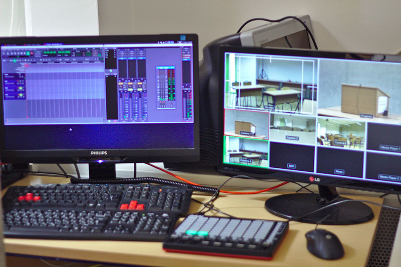 Video produkcija s više kamera